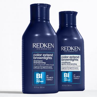 BROWNLIGHTS - rozjasnenie hnedých vlasov