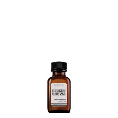 Brews Beard And Skin Oil